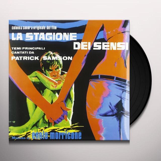Ennio Morricone LA STAGIONE DEI SENSI (Vinyl)