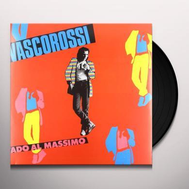 Vasco Rossi VADO AL MASSIMO Vinyl Record