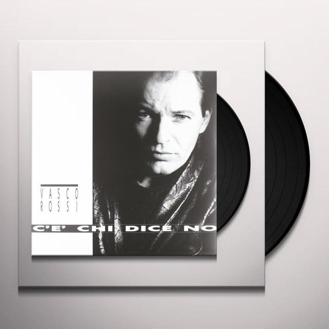 Vasco Rossi C E CHI DICE NO Vinyl Record