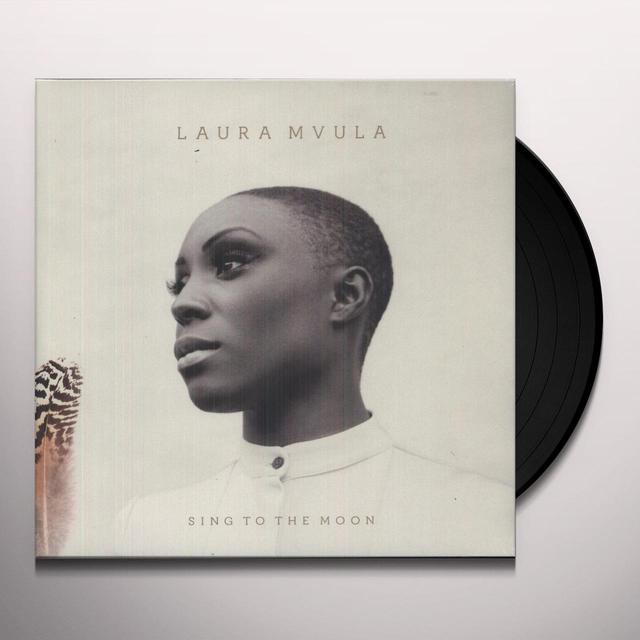 Laura Mvula SING TO THE MOON Vinyl Record - Holland Import