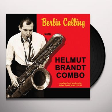 Helmut Combo Brandt BERLIN CALLING Vinyl Record