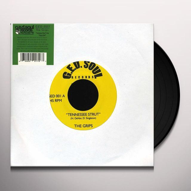 Grips TENNESSEE STRUT / FANCY ROLL Vinyl Record