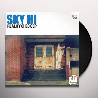 Sky Hi REALITY CHECK (EP) Vinyl Record