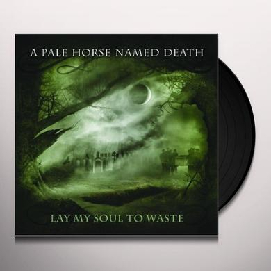 Pale Horse Named Death LAY MY SOUL TO WASTE Vinyl Record