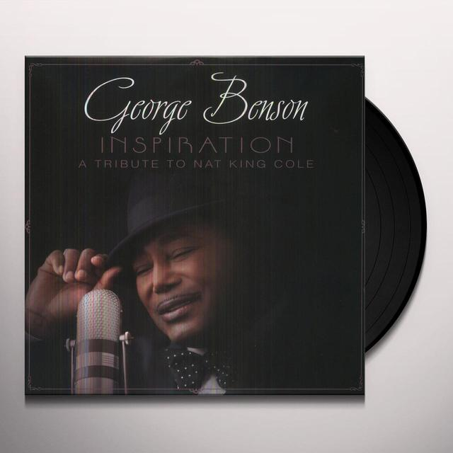 George Benson INSPIRATION (A TRIBUTE TO NAT KING COLE) Vinyl Record