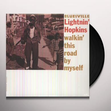 Lightnin' Hopkins on Spotify WALKIN THIS ROAD BY MYSELF Vinyl Record