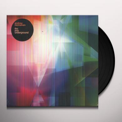 Andrew Mcmahon POP UNDERGROUND (EP) Vinyl Record