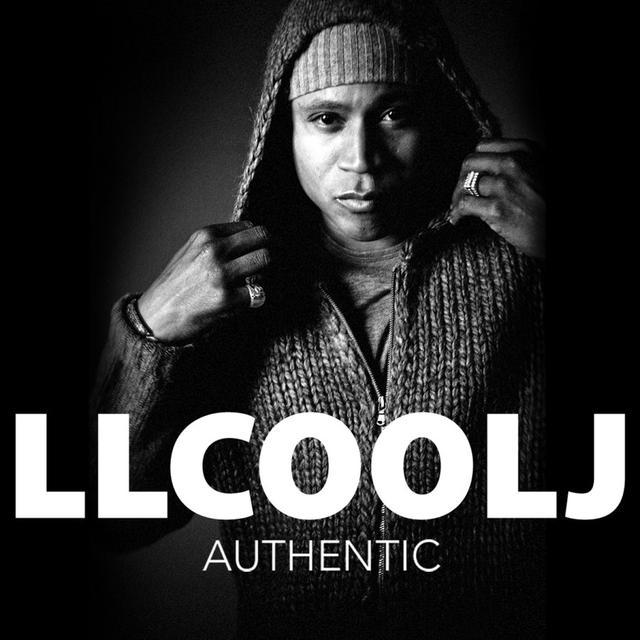 Ll Cool J AUTHENTIC Vinyl Record