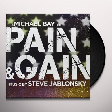 PAIN & GAIN / O.S.T. Vinyl Record