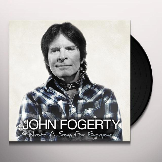 John Fogerty WROTE A SONG FOR EVERYONE Vinyl Record