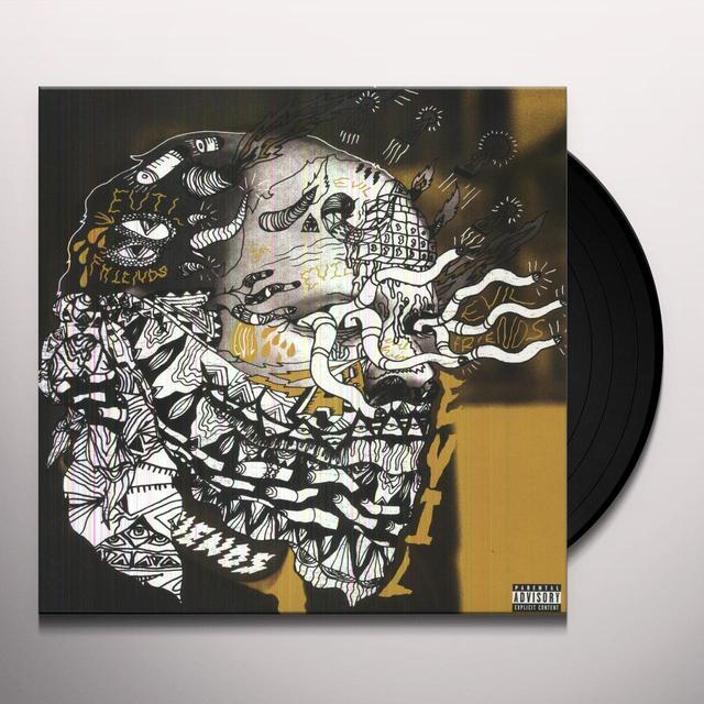 Portugal The Man EVIL FRIENDS Vinyl Record