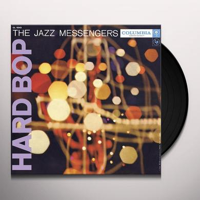 Jazz Messengers HARD BOP Vinyl Record