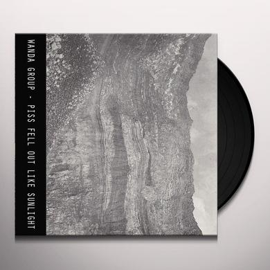 Wanda Group PISS FELL OUT LIKE SUNLIGHT Vinyl Record