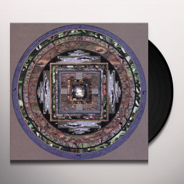 Golden Retriever LIGHT CONES Vinyl Record