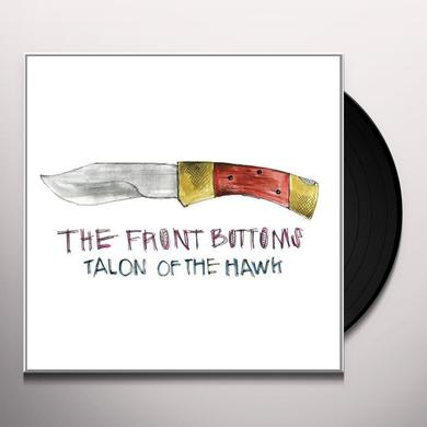 The Front Bottoms TALON OF THE HAWK Vinyl Record