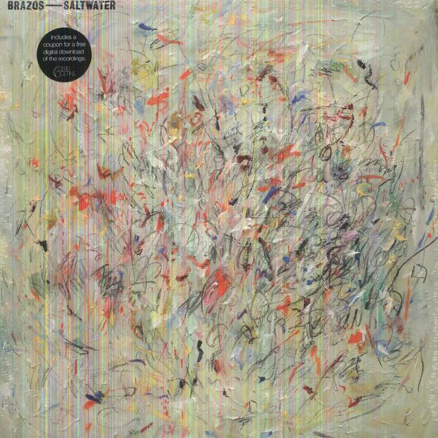 Brazos SALTWATER Vinyl Record