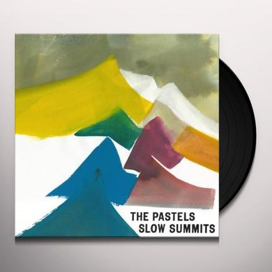 Pastels SLOW SUMMITS Vinyl Record - Digital Download Included