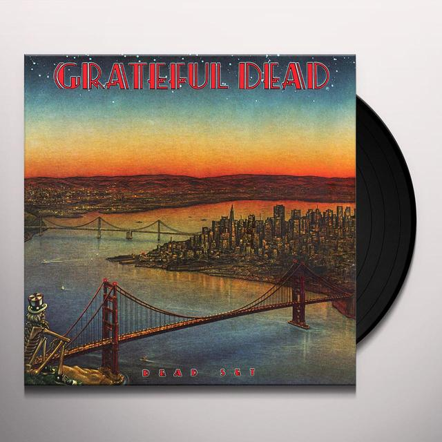 Grateful Dead DEAD SET Vinyl Record