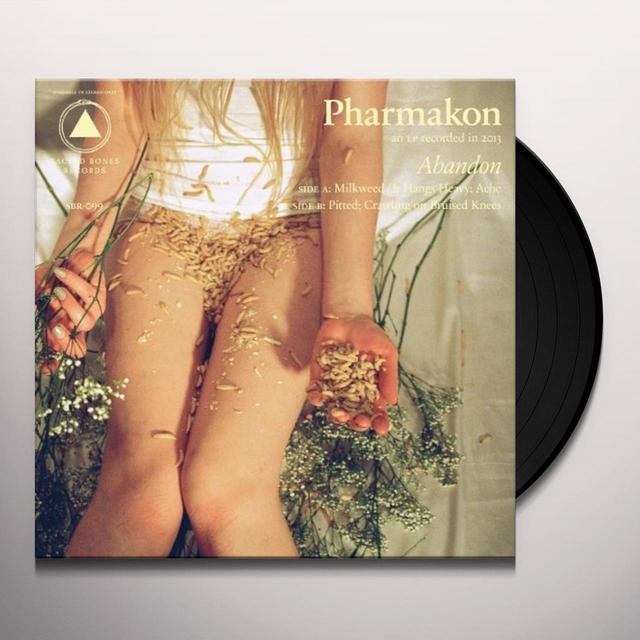Pharmakon ABANDON Vinyl Record