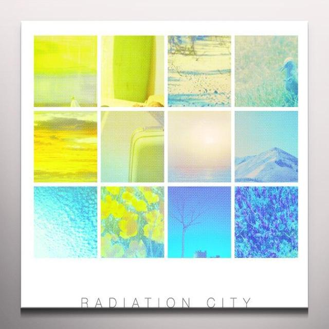 Radiation City ANIMALS IN THE MEDIAN Vinyl Record