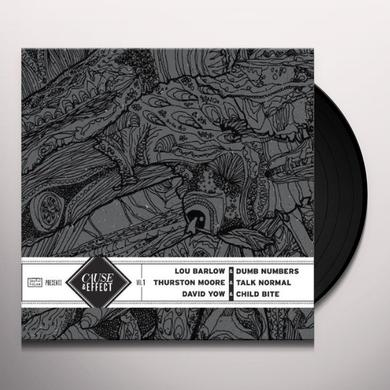 CAUSE & EFFECTS 1 / VARIOUS Vinyl Record