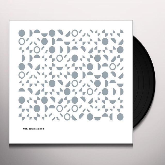 Aoki Takamasa RV8 Vinyl Record