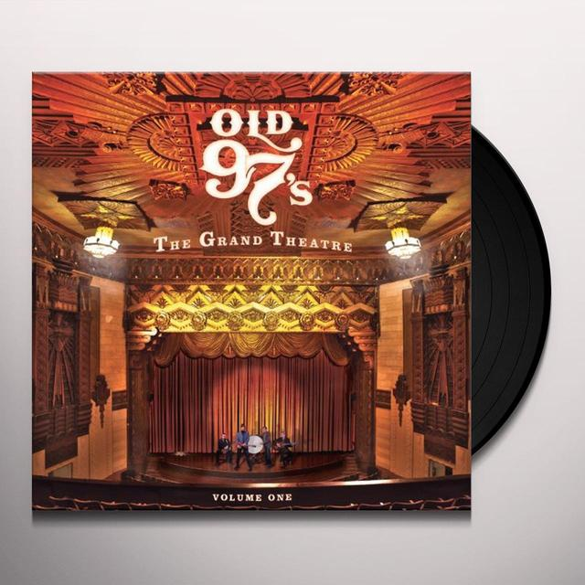 Old 97's GRAND THEATER 1 Vinyl Record