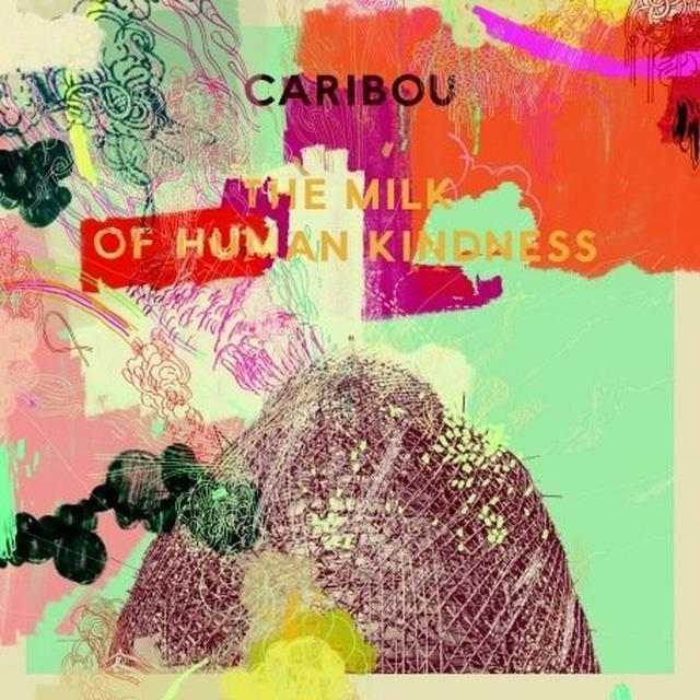 Caribou MILK OF HUMAN KINDNESS Vinyl Record - w/CD