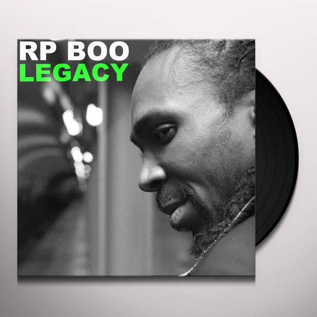 Rp Boo LEGACY Vinyl Record