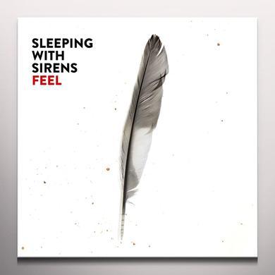 Sleeping With Sirens FEEL Vinyl Record - w/CD, Colored Vinyl