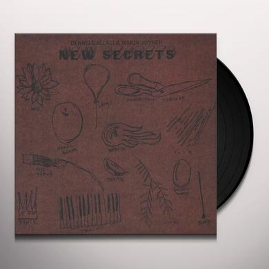Dennis Callaci & Simon Joyner NEW SECRETS Vinyl Record