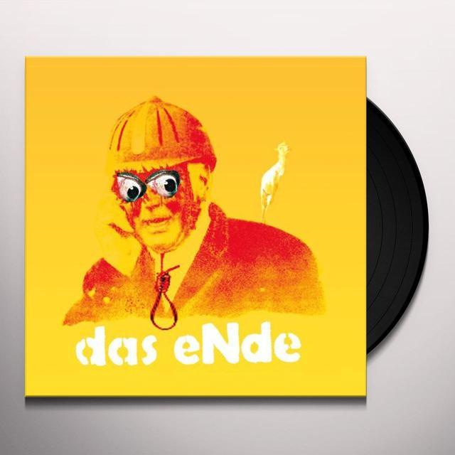Das Ende DER TEUFEL IST EIN SILBERFISCH Vinyl Record