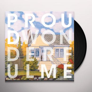 Proud Wonderful Me 808 Vinyl Record