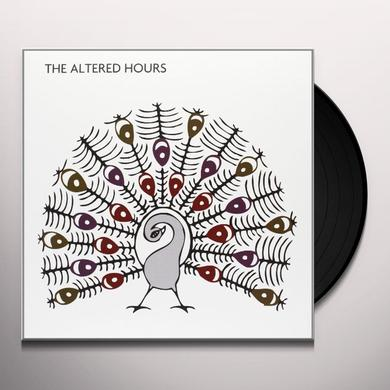 Altered Hours SWEET JELLY ROLL Vinyl Record - 10 Inch Single