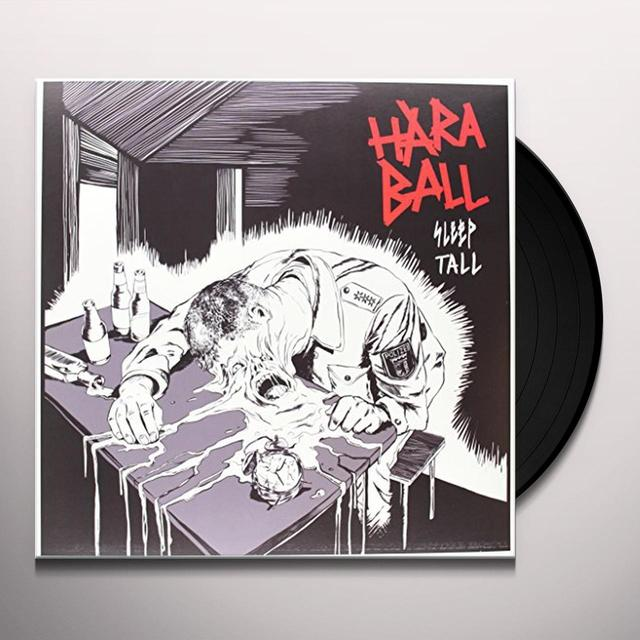 Haraball SLEEP TALL Vinyl Record