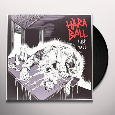 Haraball SLEEP TALL Vinyl Record - w/CD