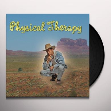 Physical Therapy SAFETY NET Vinyl Record