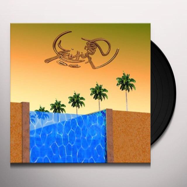 When Saints Go Machine INFINITY POOL Vinyl Record