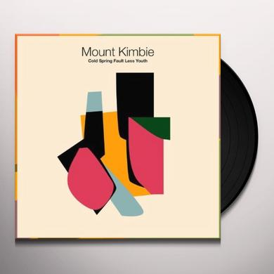 Mount Kimbie COLD SPRING FAULT LESS YOUTH Vinyl Record -
