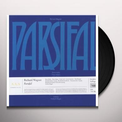 Wagner / Leipzig Radio Choir / Kegel PARSIFAL Vinyl Record