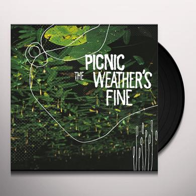 Picnic WEATHER'S FINE Vinyl Record