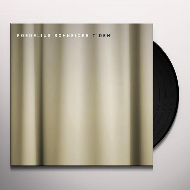 Roedelius Schneider TIDEN Vinyl Record - w/CD