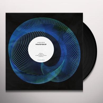 Marvin Zeyss WHATEVER (EP) Vinyl Record