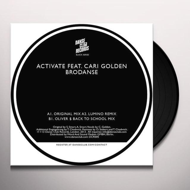 Brodanse ACTIVATE Vinyl Record