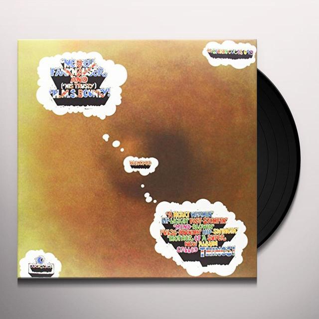 Merrell Fankhauser & Hms Bounty THINGS Vinyl Record