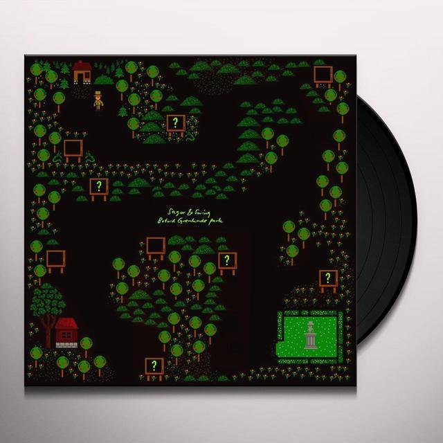 Sagor & Swing BOTVID GRENLUNDS PARK Vinyl Record