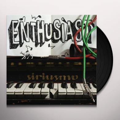 Siriusmo ENTHUSIAST Vinyl Record