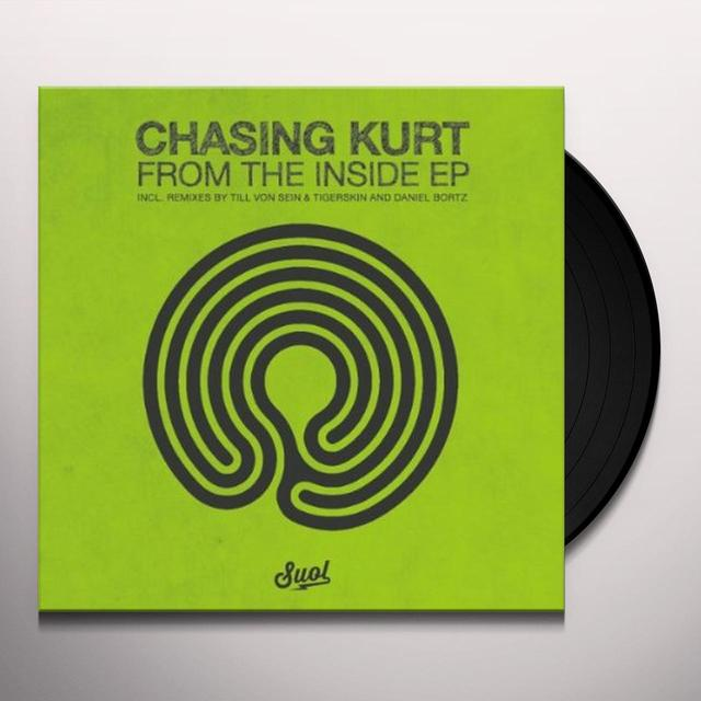Chasing Kurt FROM THE INSIDE (EP) Vinyl Record