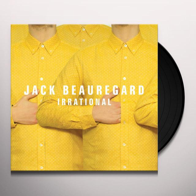 Jack Beauregard IRRATIONAL Vinyl Record