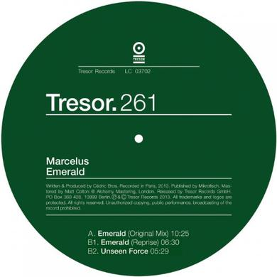 Marcelus EMERALD Vinyl Record